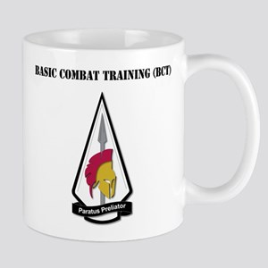 Basic Combat Training (BCT) with Text Mug