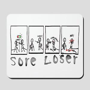 Sore Loser Mousepad