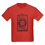 Chicago-24-BLACK Kids Dark T-Shirt