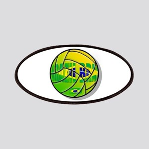 Brazil Volleyball Patches