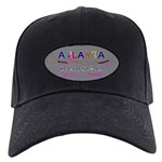 Modern Atlanta Peach of the S Black Cap