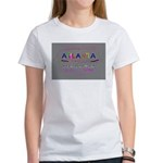 Modern Atlanta Peach of the S Women's T-Shirt
