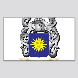 Belli Family Crest - Belli Coat of Arms Sticker