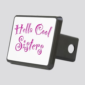 Hella Cool Sisters Rectangular Hitch Cover