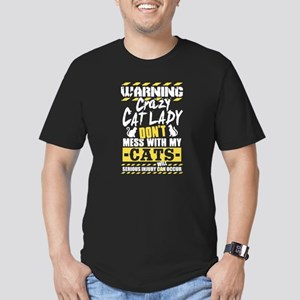 WARNING! Crazy Cat Lady Shirt T-Shirt