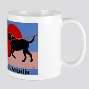 Woof At First Sight Mug