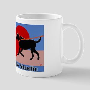 Woof At First Sight Mug