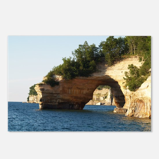 Pictured Rocks Postcards (Package of 8)