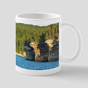 Pictured Rocks A Mug