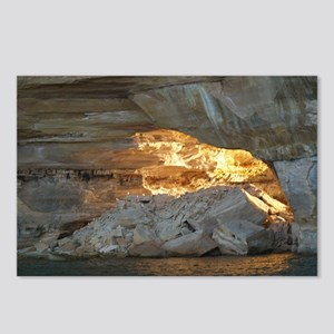 Pictured Rocks B Postcards (Package of 8)