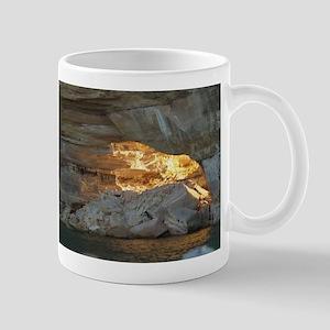 Pictured Rocks B Mug