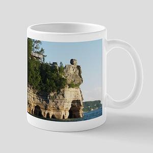 Pictured Rocks C Mug