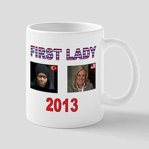 FIRST LADY Mug