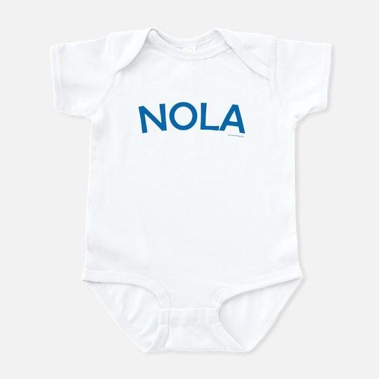 NOLA (Blue) - Infant Creeper