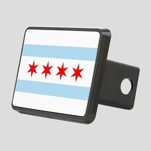 720px-Municipal_Flag_of_Chicago Rectangula