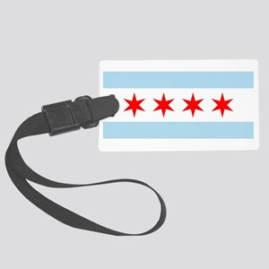 720px-Municipal_Flag_of_Chicago Large Lugg