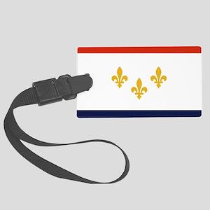 750px-New_Orleans,_Louisiana_flag Large Lu