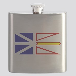 Newfoundland and Labrador Flask