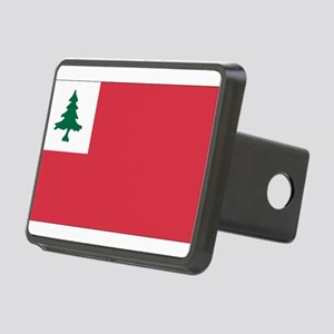 Continental Flag Rectangular Hitch Cover