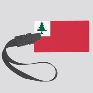 Continental Flag Large Luggage Tag