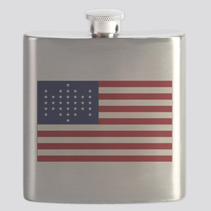 The Union Civil War Flask