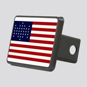 The Union Civil War Rectangular Hitch Cover