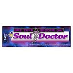 Soul Doctor Bumper Sticker