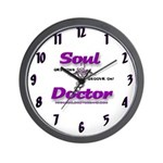 Soul Doctor Wall Clock