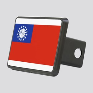 Myanmar Rectangular Hitch Cover