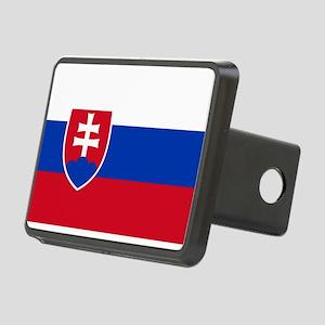 Slovakia Rectangular Hitch Cover