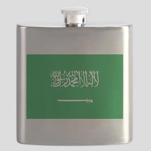 750px-Flag_of_Saudi_Arabia Flask