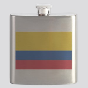 Colombia Flask