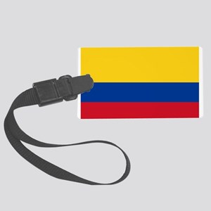 Colombia Large Luggage Tag