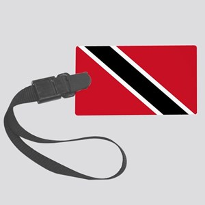 Trinidad_and_Tobago Large Luggage Tag