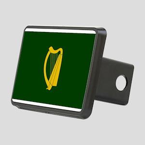 Irish Flag 2 Rectangular Hitch Cover
