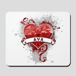 Love Ava Mousepad