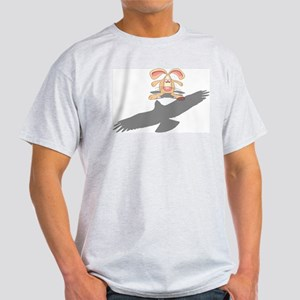 What the...? Ash Grey T-Shirt
