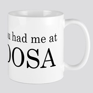 You Had Me at Dosa Mug