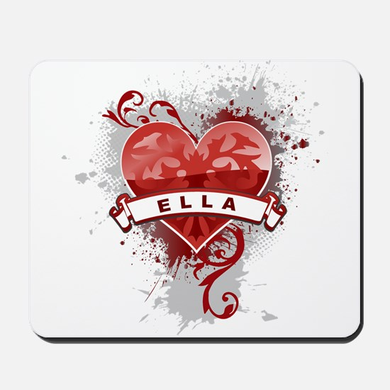 Love Ella Mousepad