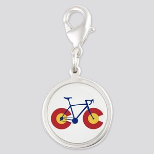 Colorado Flag Bicycle Charms