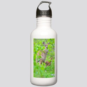 Sitka Black Tailed Deer Stainless Water Bottle 1.0