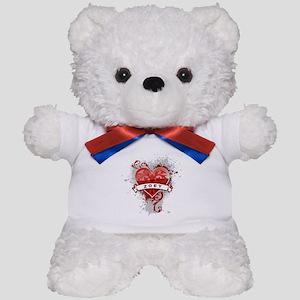 Love Zoey Teddy Bear