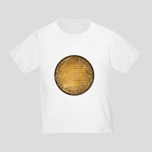 Nomadic Druids Debut CD Toddler T-Shirt