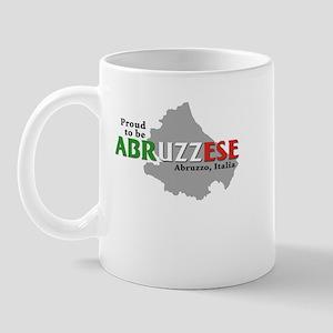 Proud to be Abruzzese! Mug