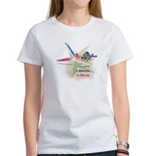 It Makes a Difference Women's T-Shirt
