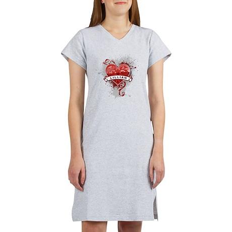 Love Lillian Women's Nightshirt