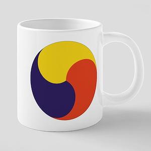 Sam Taegeuk Symbol Mugs