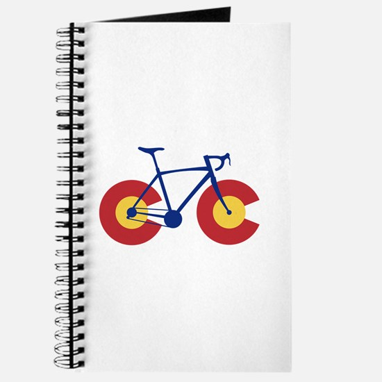 Colorado Flag Bicycle Journal