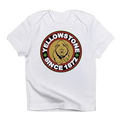 Yellowstone Black Circle Infant T-Shirt