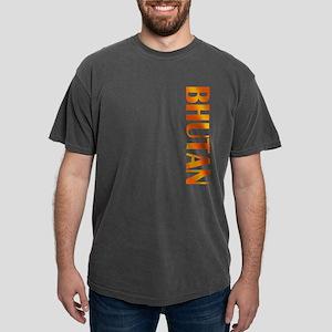 Bhutan Mens Comfort Colors Shirt